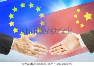'EU and China sign a Mandate of Trade Heaven'