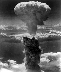 Nagasaki Atomic Blast