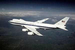 Boeing 747 e4b doomsday