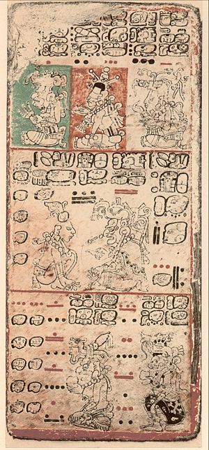 Mayan Prophecy Dresden Codex