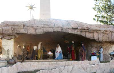 Place of Jesus Birth?