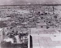 Hiroshima after Atomic Bomb