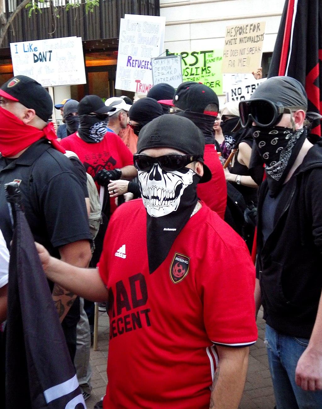 Donald Trump says USA will be designating Antifa as a terrorist organization