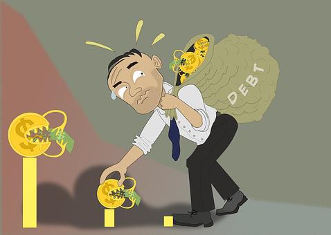 The Debt Crisis - cover